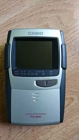 Casio Televizor LCD
