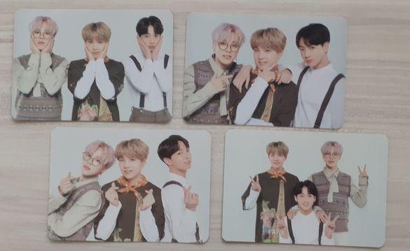 BTS  фото картички
