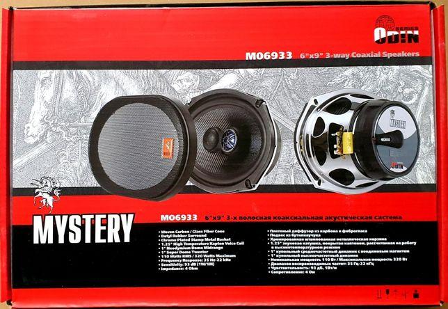 Автомобильная акустика Mystery MO 6933
