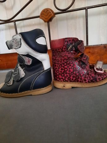 Обувь ортопедический