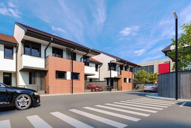 Vila lux cu 3-4 camere complex rezidential Bucuresti Nord 160 mp