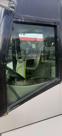 Geam electric sofer cu macara autobuz/autocar Scania Irizar interurban