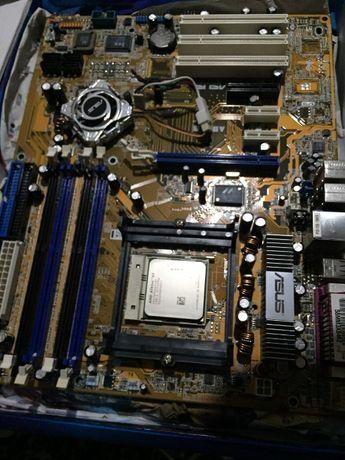 Дънни платки с процесор за настолен компютър