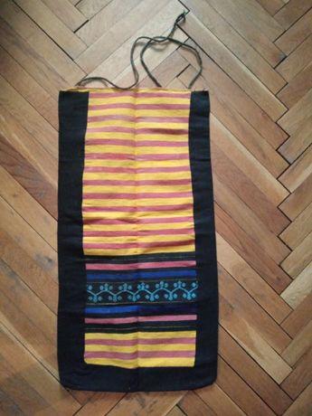 Дамска престилка от народна носия от северна България