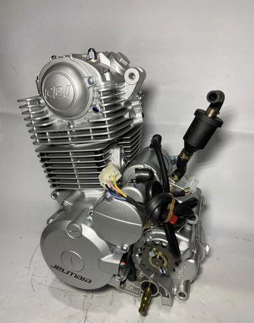 МОТОР ДВИГАТЕЛЬ на мотоцикл мото мотор семей движок двигатель