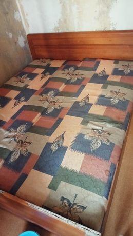 Кровать двухспальная 15.000тг