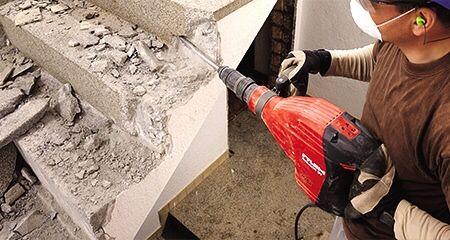 Отбойный молоток, Алмазное Резка Сверление Бур,Демонтаж Бетонолом Слом