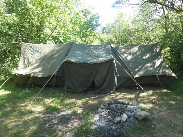 Палатка - военна,армейска