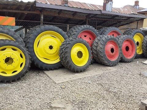 Roti tehnologice inguste pentru orice tip de tractor