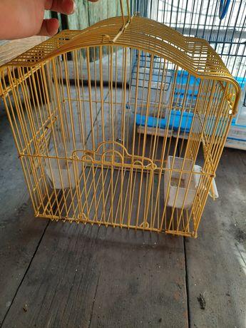 Құстарға арналған тор  клетка для папугая