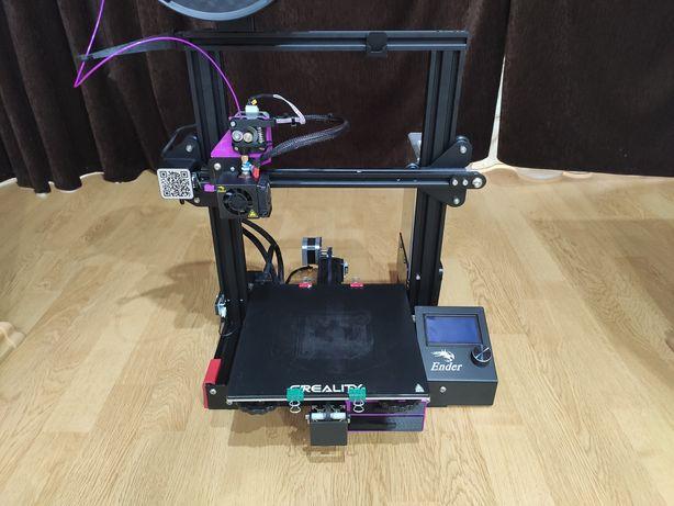 Imprimantă 3D Creality Pro