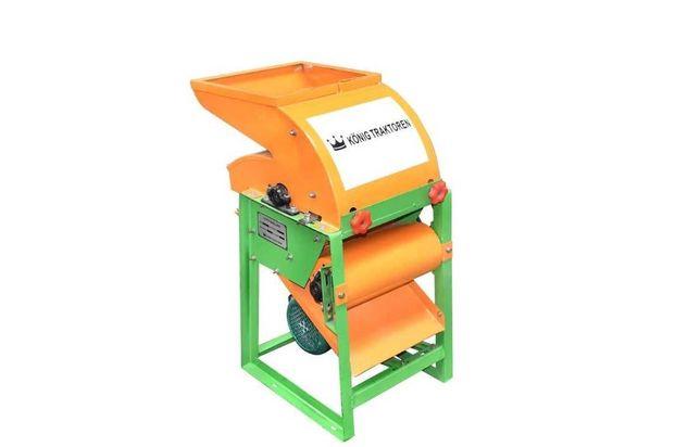 Masina curatat porumb / batoza porumb cu motor 230 v  noua Agramix