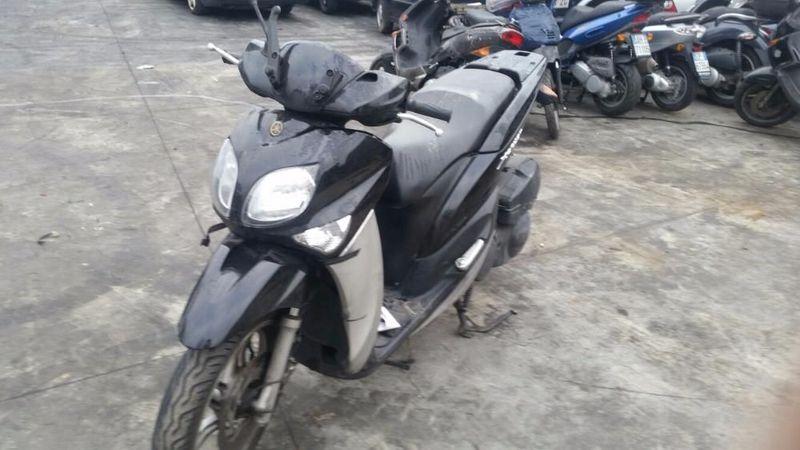 Мотоциклет,скутер Ямаха Xентeр (Yamaha xenter ) 125-на части гр. Пловдив - image 1