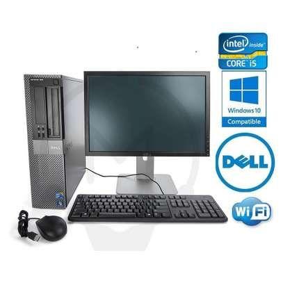 Промо Компютърна конфигурация DELL OPTIPLEX +22i Monitor + Web Camera