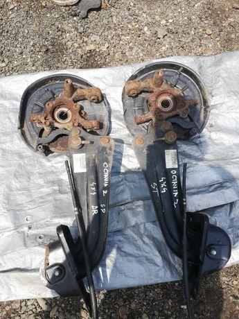 Fuzete spate skoda Octavia 2 combi,motor 2.0 tdi 4x4 ,