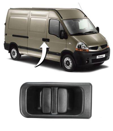 Дръжка за врата външна за Opel Movano,Renaut Master, Nissan Interstar
