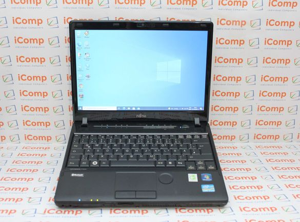 "Лаптоп Fujitsu P771, i7-2.Gen, 4 DDR3, 128 SSD, Камера, 12.1"" + Чанта"