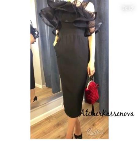 Продам платье казахстанского дизайнера