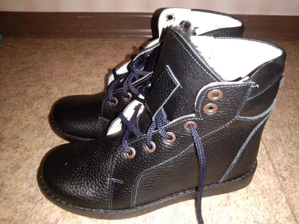 Ортопедический ЗИМНЫЙ обувь