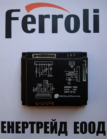 Платка/управление за пелетни горелки Фероли Ferroli/Fer/Lamborghini