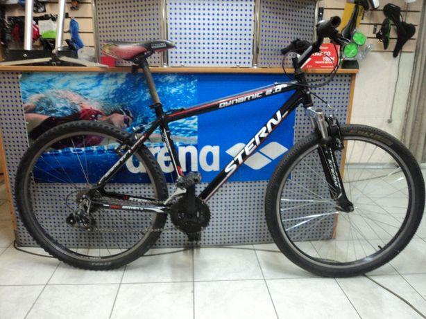 Не новый горный велосипед российского бренда STERN, модель DYNAMIC 2.0