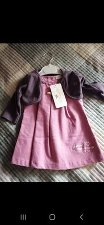 Продам платье новорожденным