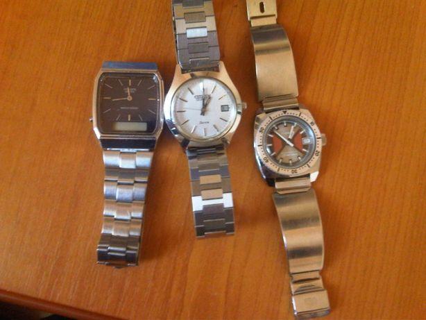 lot doua ceasuri citizen