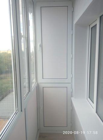 Пластиковые окна!балконы!