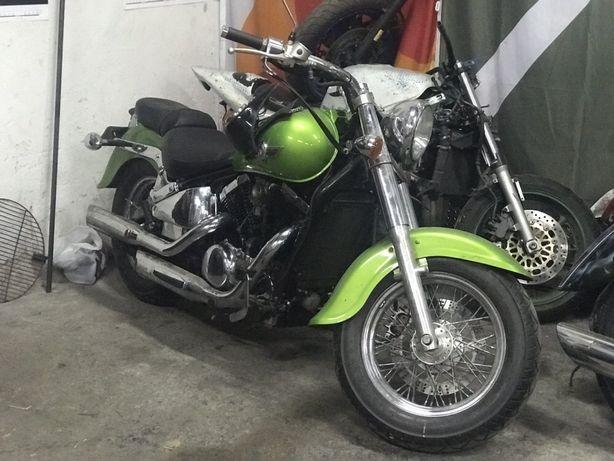 Motor Kawasaki Vulcan VN800 Drifter/Clasic
