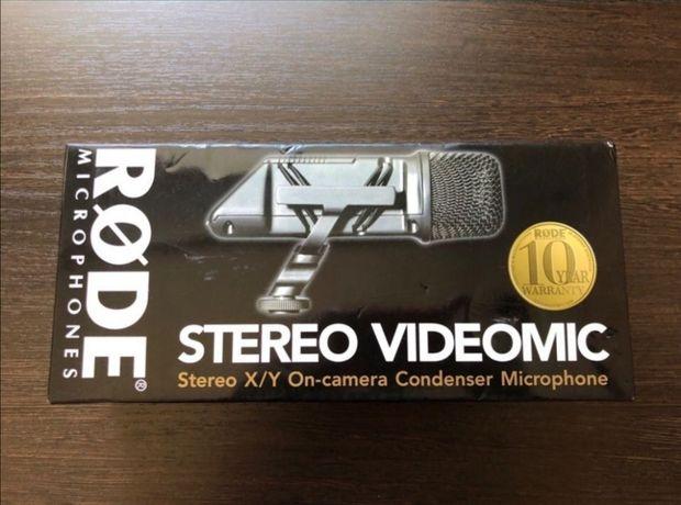 Профессиональный микрофон RODE