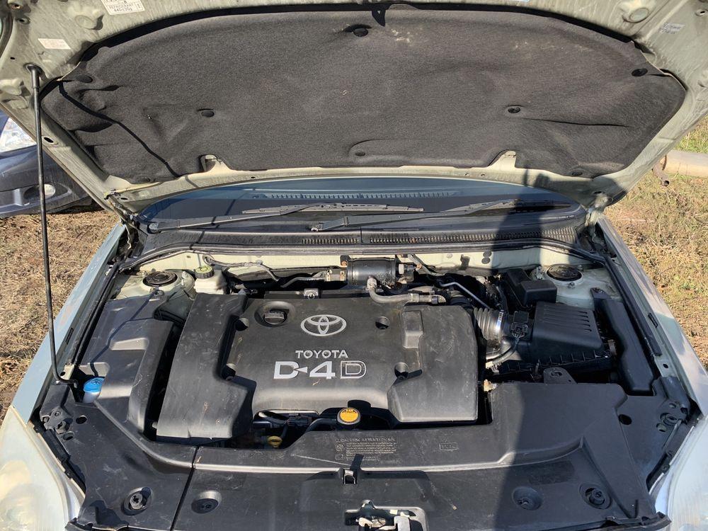 Двигател за Тойота Авенсис 2.0D-4D 116кс. И Други..