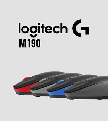 LOGITECH M190 Full-size wireless mouse Различни цветове EMEA