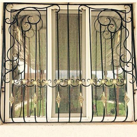 Решетки на окна Алматы дёшево