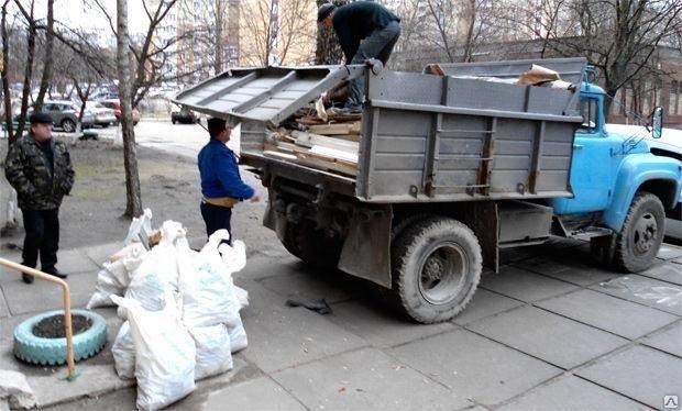 Қоқыс шығару. Вывоз мусора 24/7