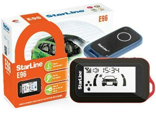 Установка и продажа авто сигнализации Starline Pandora Magicar