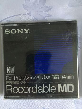 Minidisc Sony Prmd 74 Pro sigilat!