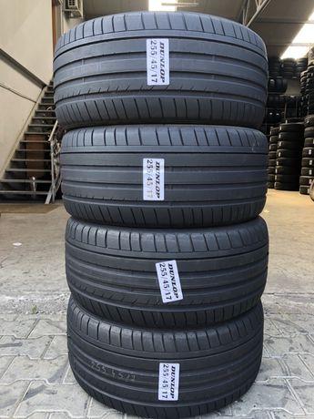 255/45/17 Dunlop ofer transport gratuit factura garantie