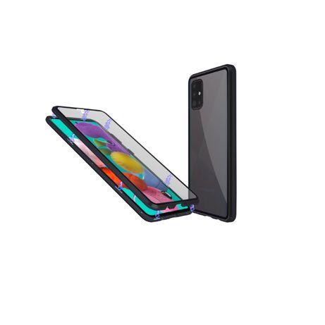 360° Магнитен Кейс с две стъкла за Samsung S20/Plus/Ultra/A21s/A51/A71