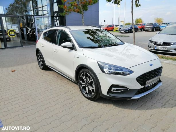 Ford Focus Ford FocuscSt Line BUSINESS 1.5 ECOBLUE 120 CP A8 5 DR