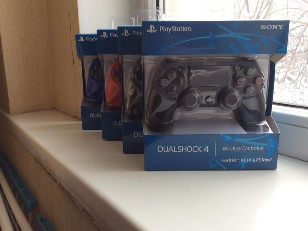 Геймпад джойстик джостик PS4 Playstation Дуалшок Dualshock 4 Алматы