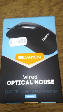 Оптична мишка -Canyon