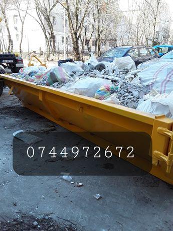 container pentru moloz/bena/cuva/moluz Galati