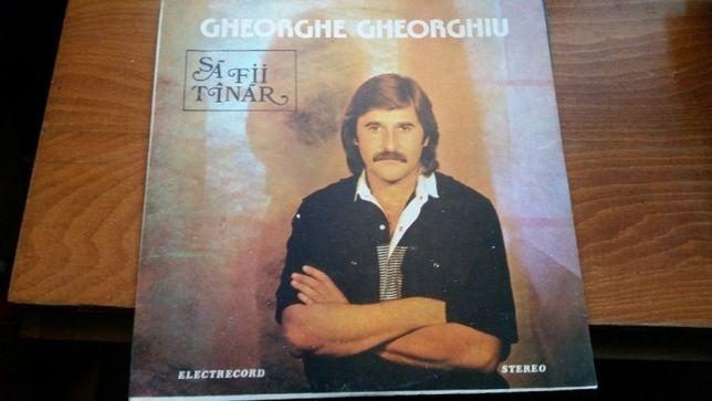 "Vinyl de colectie - Gheroghe Gheorghiu - ""Sa fii Tanar"""