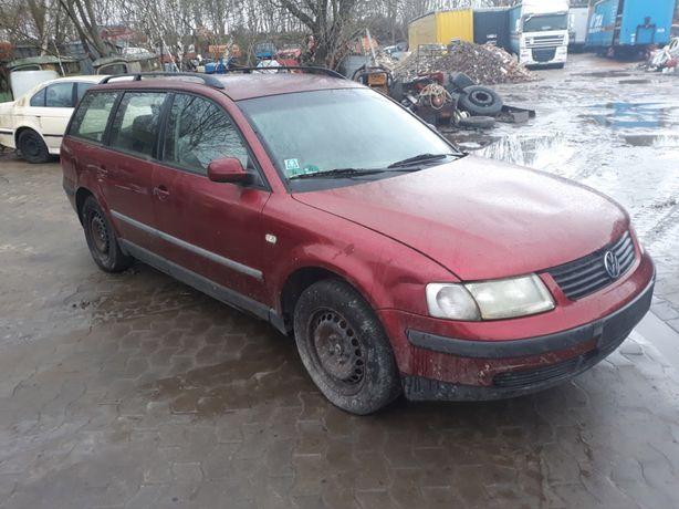 VW passat b5 на разбор