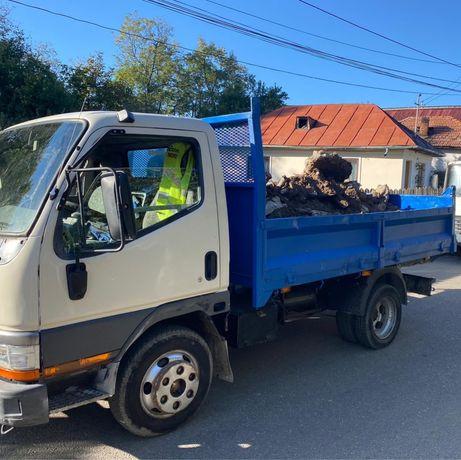 Transport basculabil ieftin