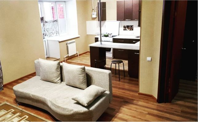 Квартира в центре города 1-ком. с Wi-Fi.