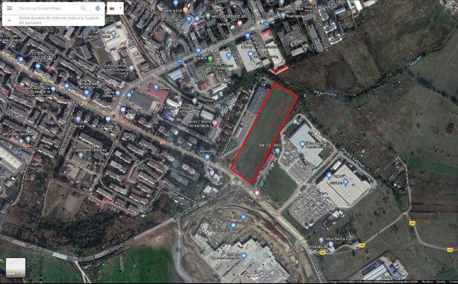 Teren intravilan în Târgu-Mureș 19.305 mp pentru dezvoltatori