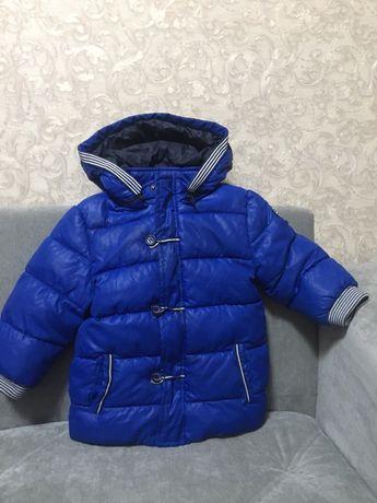 Продам куртку на мальчика Mayoral, рост 86
