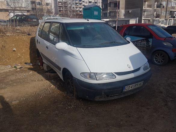 Renault Espace 3 2.0 На Части!!!