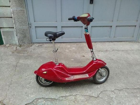 Ремонт всички видове електрически скутер велосипед мотопед триколка